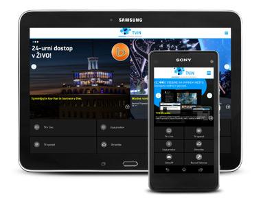 TViN aplikacija