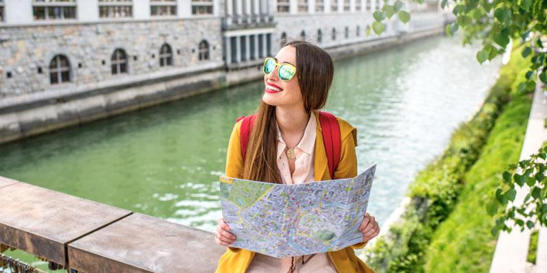 Sanjske turistične destinacije v Sloveniji