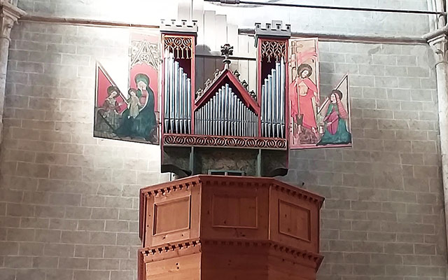 Orgle - Valère - Sion